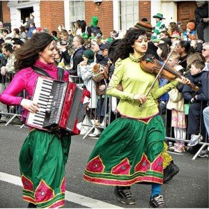 St. Patrick's Day Festivities on the Eastern Shore: Parades