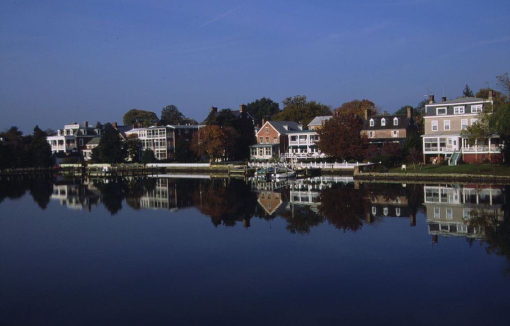 Chestertown, the Colonial King of the Eastern Shore