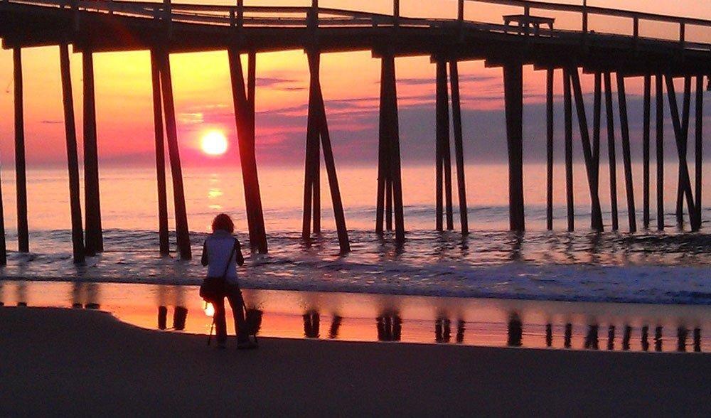 Jill Ocean City Fishing Pier