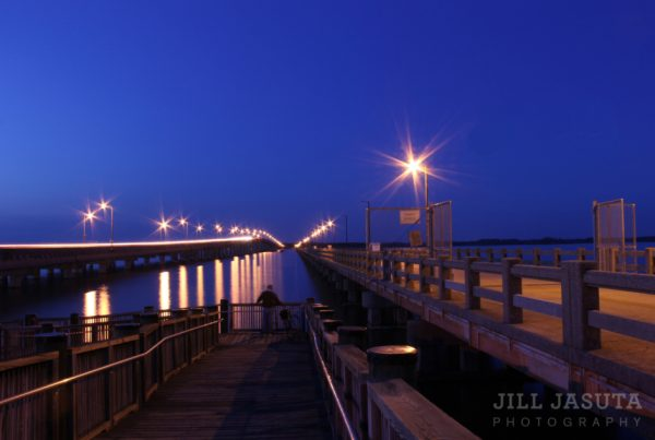 Twin Bridges of Dorchester County: Harrington Bridge and Malkus Bridge