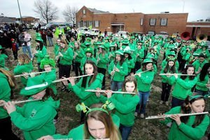 St. Patrick's Day Festivities on the Eastern Shore: Easton Parade