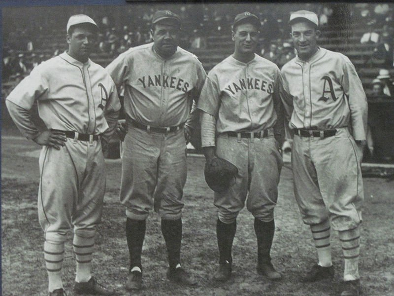 SUDLERSVILLE CHARACTER OF THE DAY: Hall of Fame Slugger Jimmie Foxx