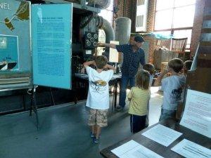 Cape Charles Museum Generator