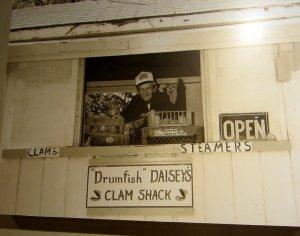 Drumfish Daiseys Clam Shack