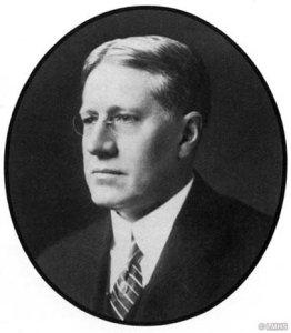 Eldridge Reeves Johnson of the Victor Talking Machine Company