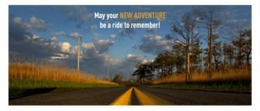 Elliotts Island Road Greeting Card Product Photo
