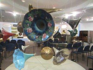 The Johnson Victrola Museum in Dover, Delaware