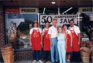 Simmons Center Market 50th Anniversary