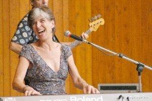 Blueswoman Marcia Ball