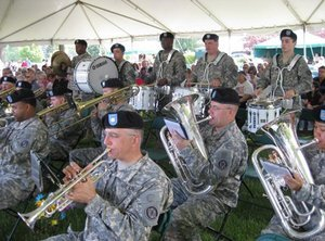 Music Md National Guard