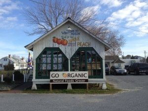 Go Organic grocery in Berlin, Maryland