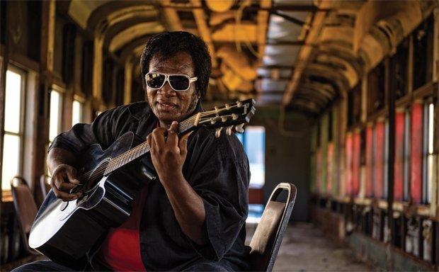 Meet Black Elvis, the Pride of Itty Bitty Painter on Virginia's Eastern Shore
