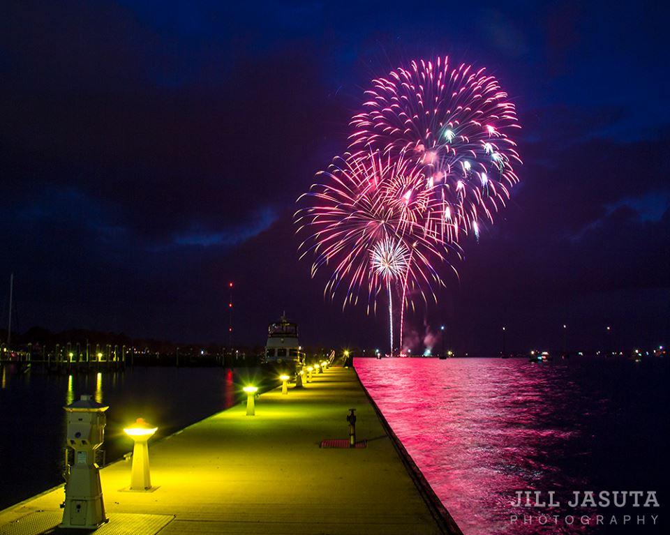Fireworks & More: Fourth of July Festivities on the Delmarva Peninsula 2019