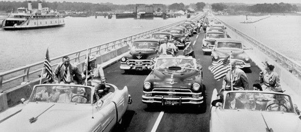 Eastern Shore Secrets: Opening Day for the Chesapeake Bay Bridge on the Eastern Shore of Maryland