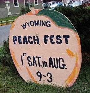 Wyoming Peach Festival, Delaware