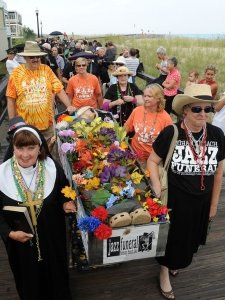 Jazz Funeral in Bethany Beach