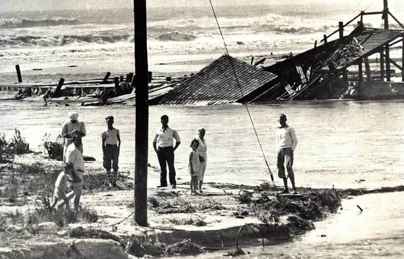 How a Big Hurricane on Aug. 22, 1933 Created the Ocean City We Know Today