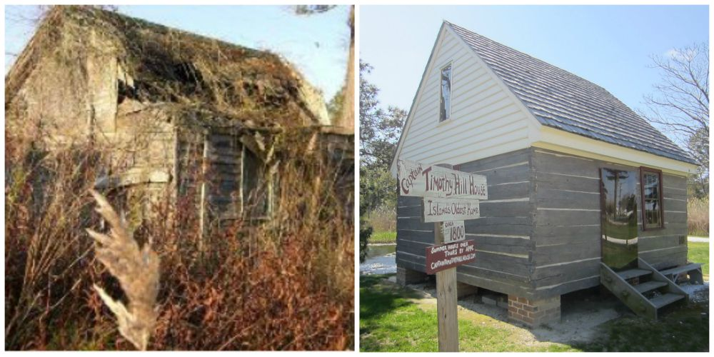 How this amazing old house in chincoteague beat the odds for Classic house beats