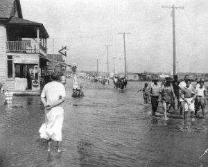 Eastern Shore Secrets: Ocean City Flooding during the Hurricane of 1933 on Maryland's Eastern Shore