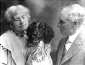 Annie Oakley and Frank Butler adopted their famous dog, Dave, while living in Cambridge, on the Eastern Shore of Maryland