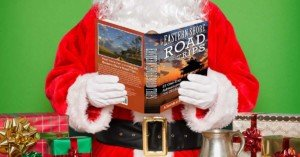 Eastern Shore Road Trips with Santa