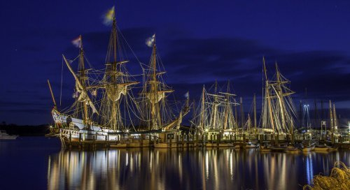 Downrigging Festival in Chestertown on Maryland's Eastern Shore