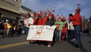 16 Delmarva Events in 2016: Christmas Parade in St. Michaels, on Maryland's Eastern Shore