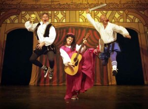 Music and Theater on the Eastern Shore: The Complete Works of Shakespeare (Abridged)