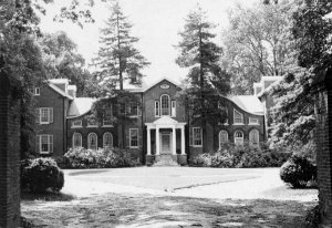 Hope House, home of Eastern Shore painter Ruth Starr Rose