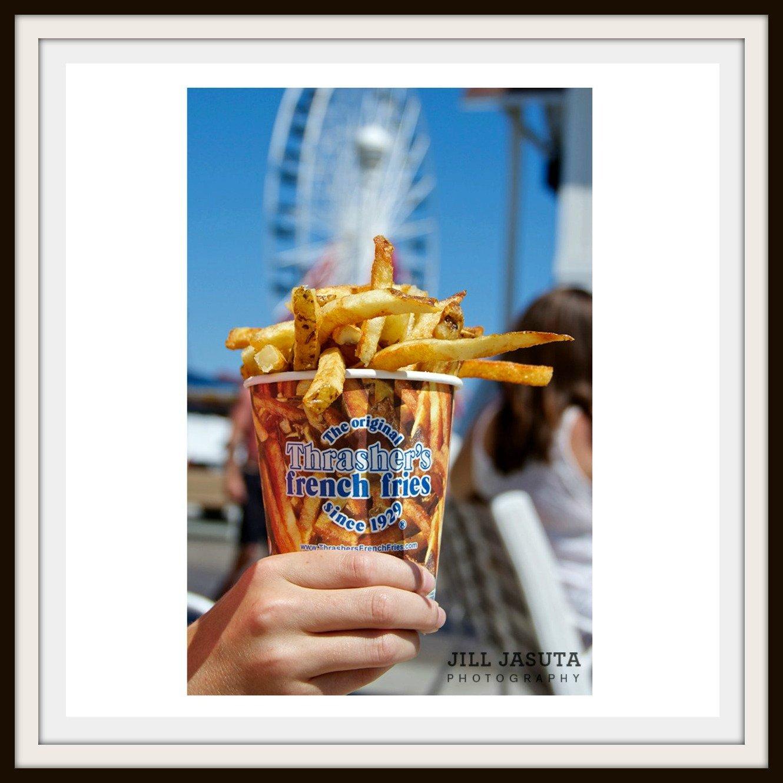 Thrashers Fries Ocean City