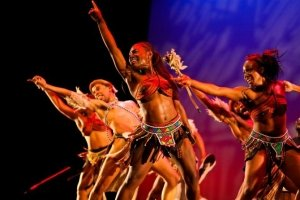 Music and Theater on the Eastern Shore: Step Afrika performance in Salisbury