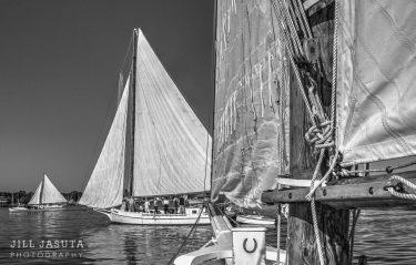 Aboard the Ruark