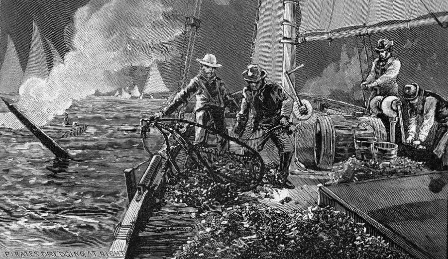 "QUOTE OF THE DAY: Chesapeake Oystermen, 1887:  ""One of the Most Depraved Bodies of Workmen in the Country"""