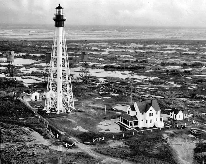 Quote of the Day: The Terrible Scourge That Halted Work on the Cape Charles Lighthouse, 1895