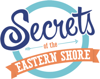 Secrets of the Eastern Shore: Retina Logo