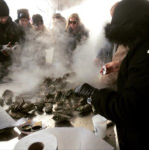17 Events for 2017: Barrier Islands Center Oyster Roast
