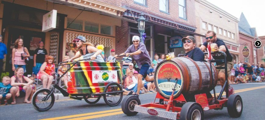 17 Delmarva Events to Put on Your 2017 Calendar Right Now