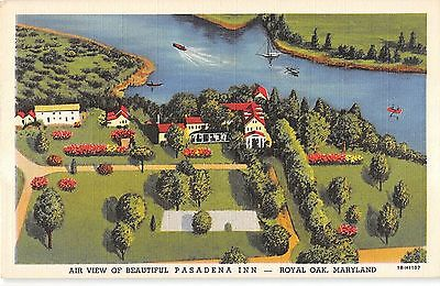 The Pasadena Inn in Royal Oak, Maryland