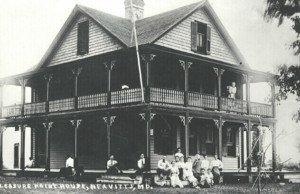 The Pleasure Point House in Neavitt, Maryland