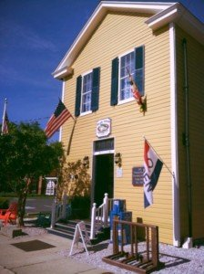 Blue Crab Coffee Co. in St. Michaels, Maryland