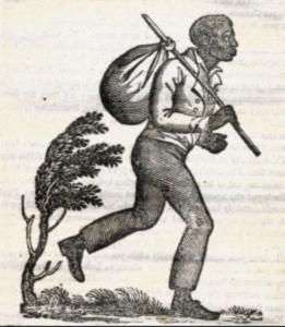 Tubman Travels: Slave Running Away