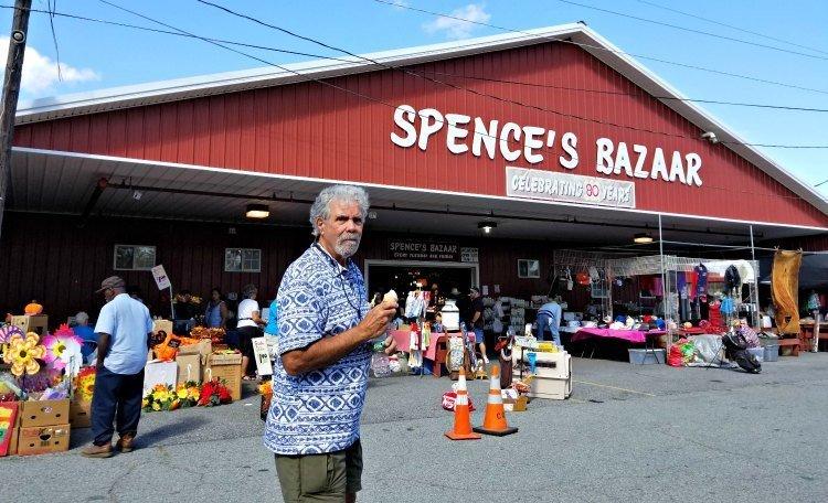 Spence's Bazaar: Visiting a Delaware Classic