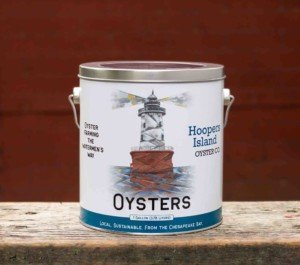 Secrets of the Eastern Shore: Hoopers Island Oyster Tin
