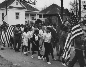 Civil Rights Movement in Chestertown, on Eastern Shore of Maryland