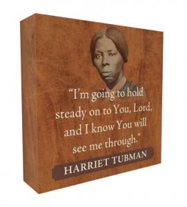 Harriet Tubman: Hold Steady (Angle 1)