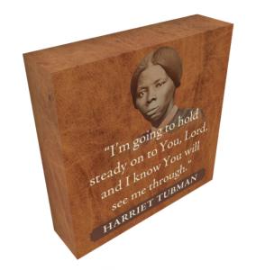 Hold Steady: Harriet Tubman (Angle 2)