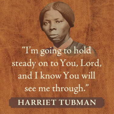 Harriet Tubman: Hold Steady