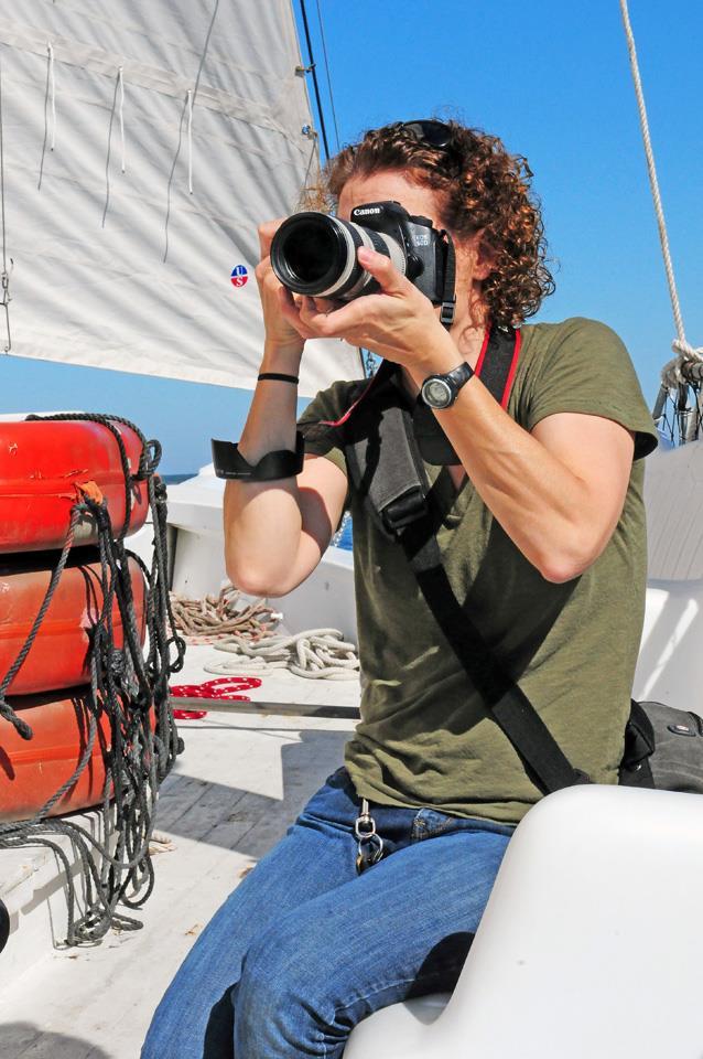 Jill Jasuta Photography aboard skipjack