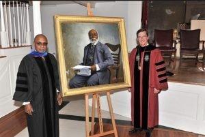 Moses Viney Portrait at Union College