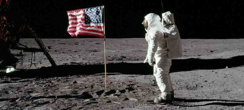 A Frederica Story: From Ladies Undergarments to Man on the Moon